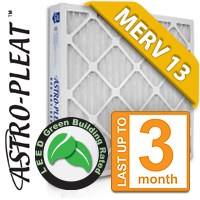 Merv 13 Furnace Filters (BEST)