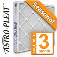 Seasonal Furnace Filters