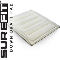 Downdraft / Ceiling Pad