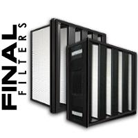 Gas Turbine Final Filter