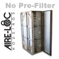 HEPA Bolt-Lock Housing No Pre-Filter