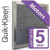 Quik-Kleen Aluminum Washable Mesh