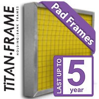 Pad Holding Frames