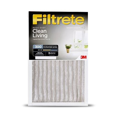 Filtrete 300 Merv 8 Dust Reduction