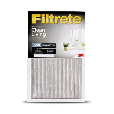 Filtrete 300 Merv 8 Dust Reduction