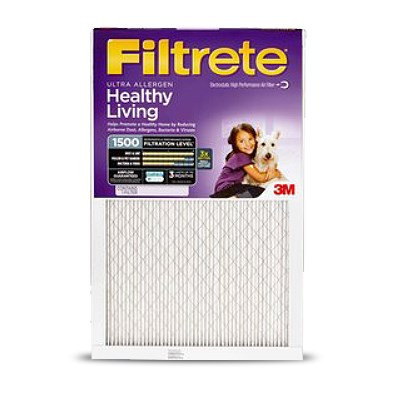 Filtrete 1500 Merv 11 Ultra Micro Allergen Reduction