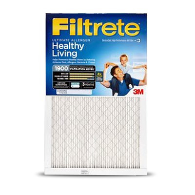 Filtrete 1900 Merv 12 Ultimate Allergen Reduction