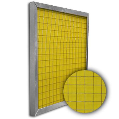 Titan-Frame Aluminum Pad Holding Frame w/Gate 20x25x1