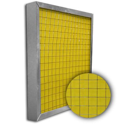 Titan-Frame Aluminum Pad Holding Frame w/Gate 25x25x2