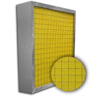 Titan-Frame Aluminum Pad Holding Frame w/Gate 16x25x4