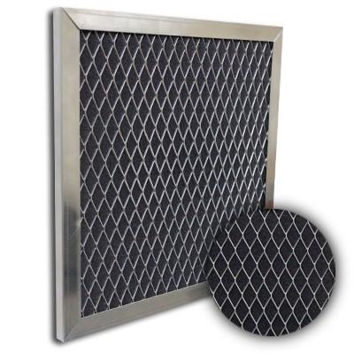 Titan-Flo Aluminum Frame Foam Filter 18x24x1/2