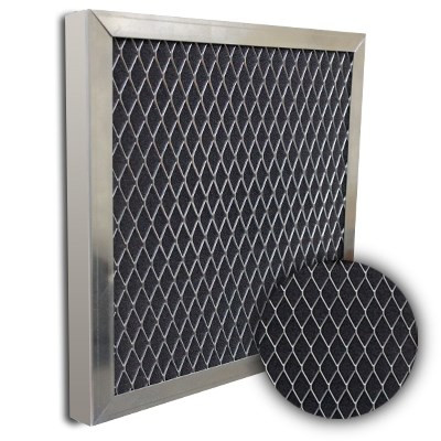 Titan-Flo Aluminum Frame Foam Filter 10x36x1