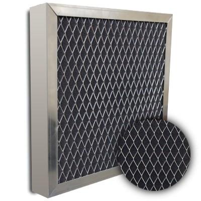 Titan-Flo Aluminum Frame Foam Filter 14x25x2