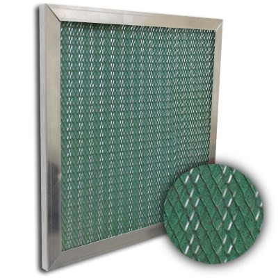 Titan-Flo Aluminum Frame Perm-A-Foam Filter 10x24x1/2