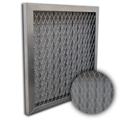 Titan-Flo Aluminum Frame Metal Screen Filter 16x25x1/2