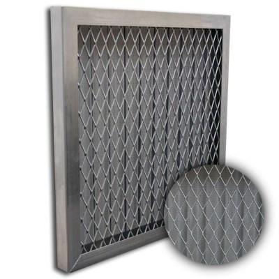 Titan-Flo Aluminum Frame Metal Screen Filter 25x25x1