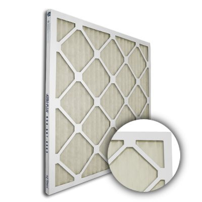 Astro-Allergen Anti-Microbial Merv 6 Expanded Metal Pleated 10x10x1