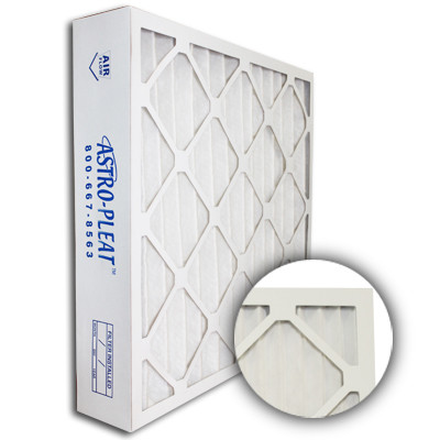 25x37x4 Astro-Pleat MERV 8 DATA Center Replacement Filter