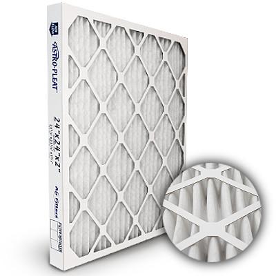 25x25x2 Astro-Pleat MERV 13 Standard Pleated High Capacity AC / Furnace Filter