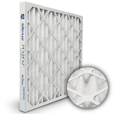 20x25x2 Astro-Pleat MERV 8 Standard Pleated AC / Furnace Filter