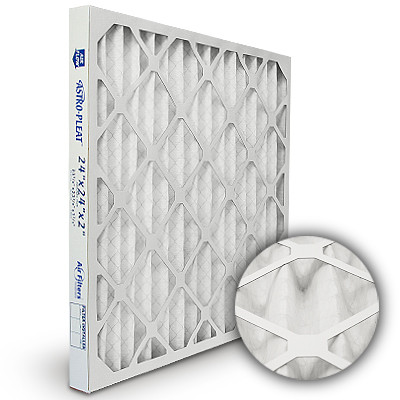 16x25x2 Astro-Pleat MERV 8 Standard Pleated AC / Furnace Filter