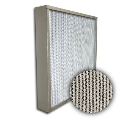 Puracel HT ASHRAE 95% 500 Degree Hi-Temp Box Filter 20x24x4