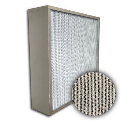 Puracel HT ASHRAE 95% 500 Degree Hi-Temp Box Filter 24x24x6