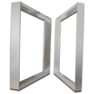 Titan-Frame Stainless Steel Bank Frame 12x24x2