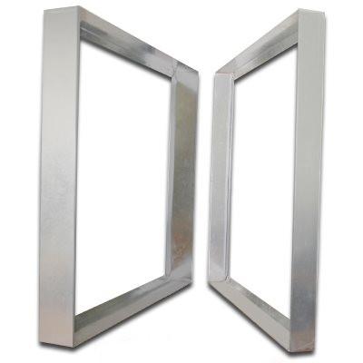Titan-Frame Stainless Steel Bank Frame 24x24x6