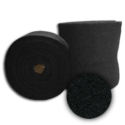 SureSorb Activated Carbon 50Ft Roll 24 1/2 x 5/8