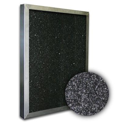 SureSorb Bonded Panel Aluminum Carbon Filter 25x25x1