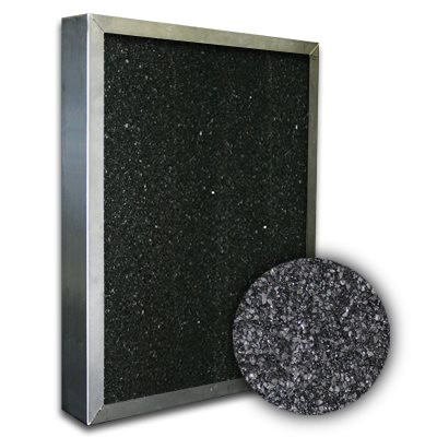 SureSorb Bonded Panel Aluminum Carbon Filter 25x25x2