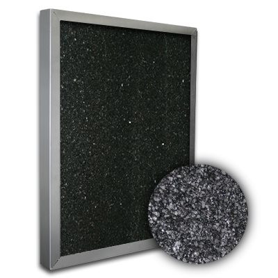 SureSorb Bonded Panel Stainless Steel Carbon/Potassium/Zeolite Filter 12x24x1