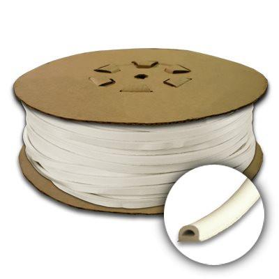 Filter White D-Shaped Gasket
