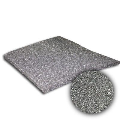 18x24x1/2 Sure-Fit 1/2-Inch Black Poly Foam