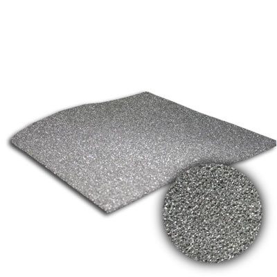 20x30x1/4 Sure-Fit 1/4-Inch Black Poly Foam