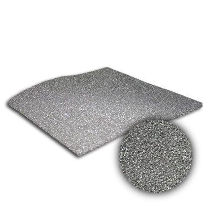 24x25x1/4 Sure-Fit 1/4-Inch Black Poly Foam