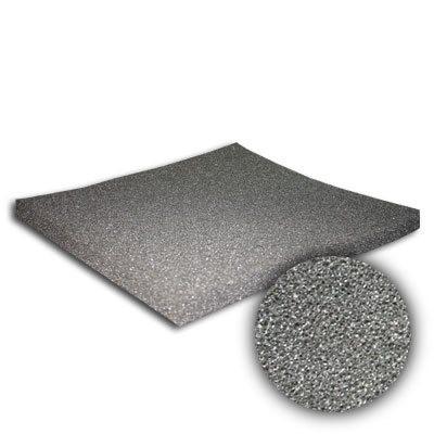 48x48x1 Sure-Fit 1-Inch Black Poly Foam