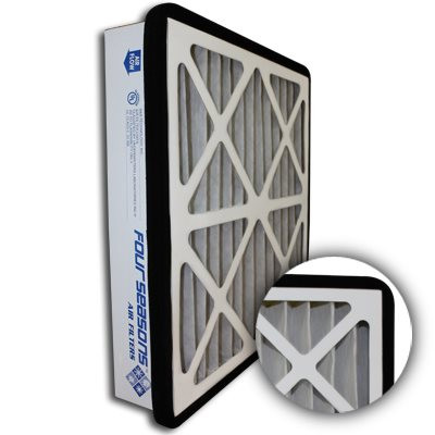 Four Seasons Merv 8 Activated Carbon Pleated