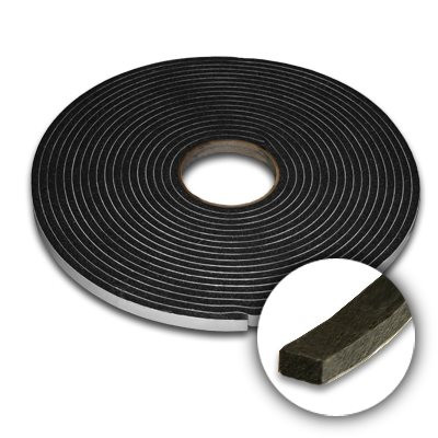 Filter Black Vinyl Gasket