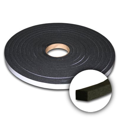 Filter Black Vinyl Gasket