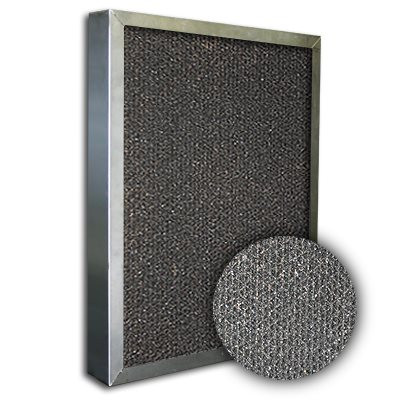 SureSorb Flocked Honeycomb Aluminum Carbon Filter 14x25x2