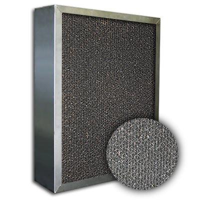 SureSorb Flocked Honeycomb Aluminum Carbon Filter 16x25x4