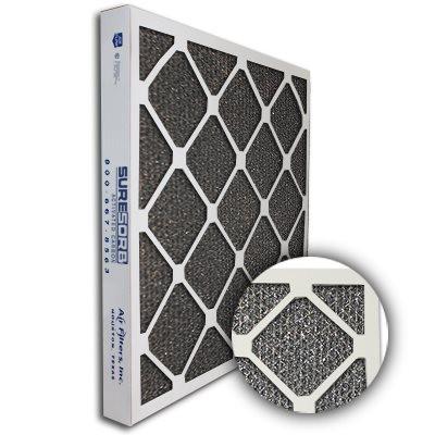 SureSorb Flocked Honeycomb Die-Cut Carbon Filter 16x25x2