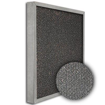 SureSorb Flocked Honeycomb Galvanized Carbon Filter 16x16x2