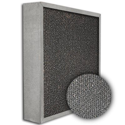 SureSorb Flocked Honeycomb Galvanized Carbon Filter 24x24x4
