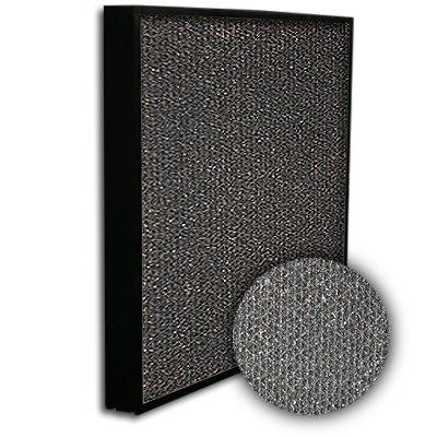 SureSorb Flocked Honeycomb Plastic Frame Carbon Filter 25x25x2