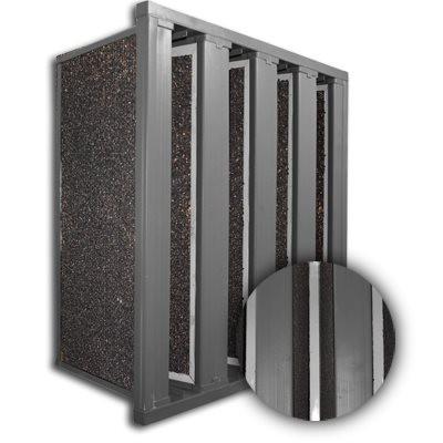 SureSorb Flocked Honeycomb 4 V-Cell Carbon Filter 18x24x12