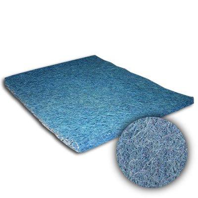 25x25x1 Sure Fit Natural Fiber Hog Hair Pad Air Filters