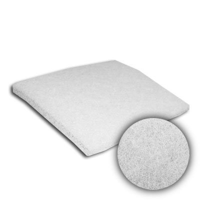 20x20x7/8 Sure-Fit White Dry 10oz Pad